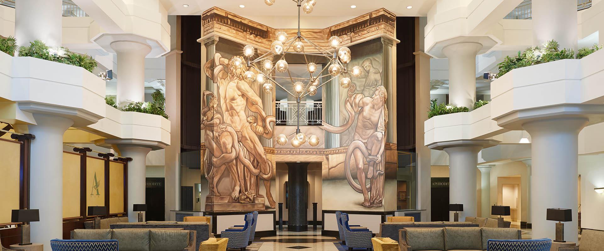 Parking and Directions   Atheneum Suites Hotel Detroit